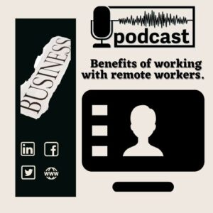 benefits of working with remote workers
