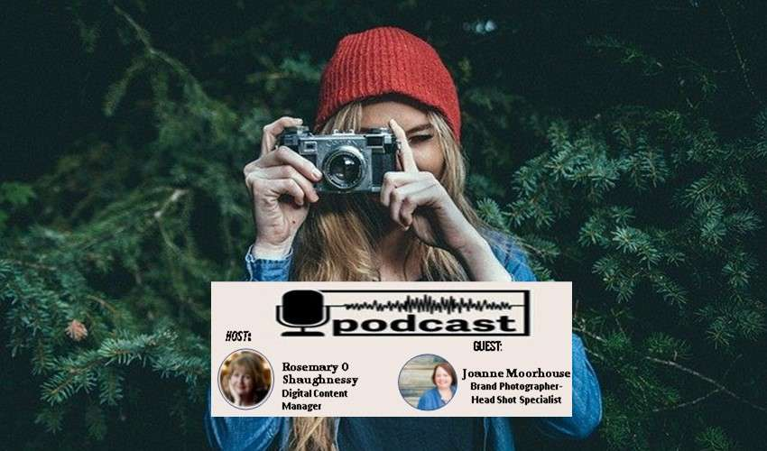 Podcast Tips from a Brand Photographer