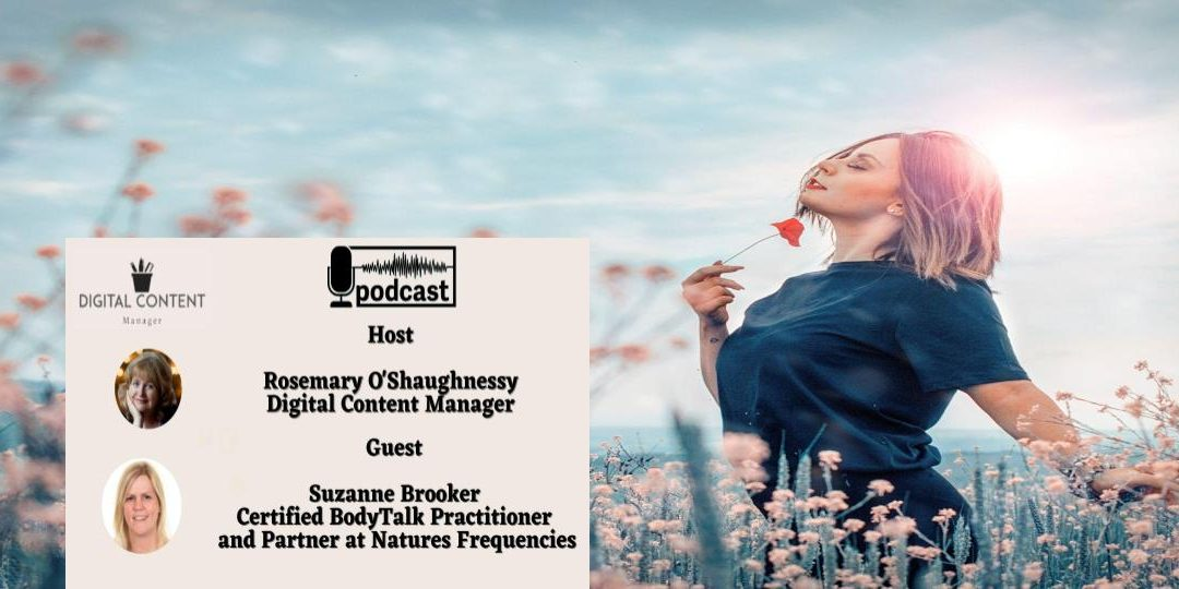 Podcast with an expert Suzanne Brooker Helping Therapists Market Online